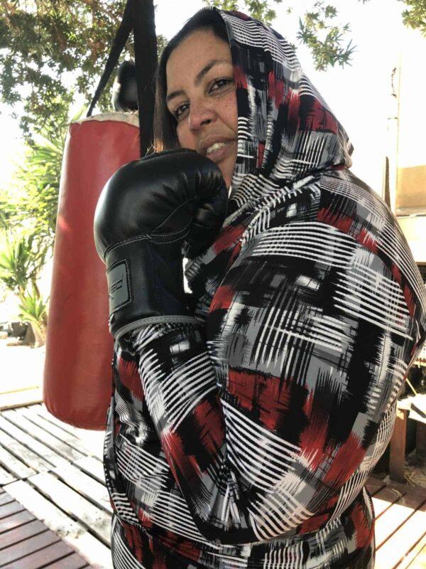 Xena Gymwear Dala Hoodie(2)