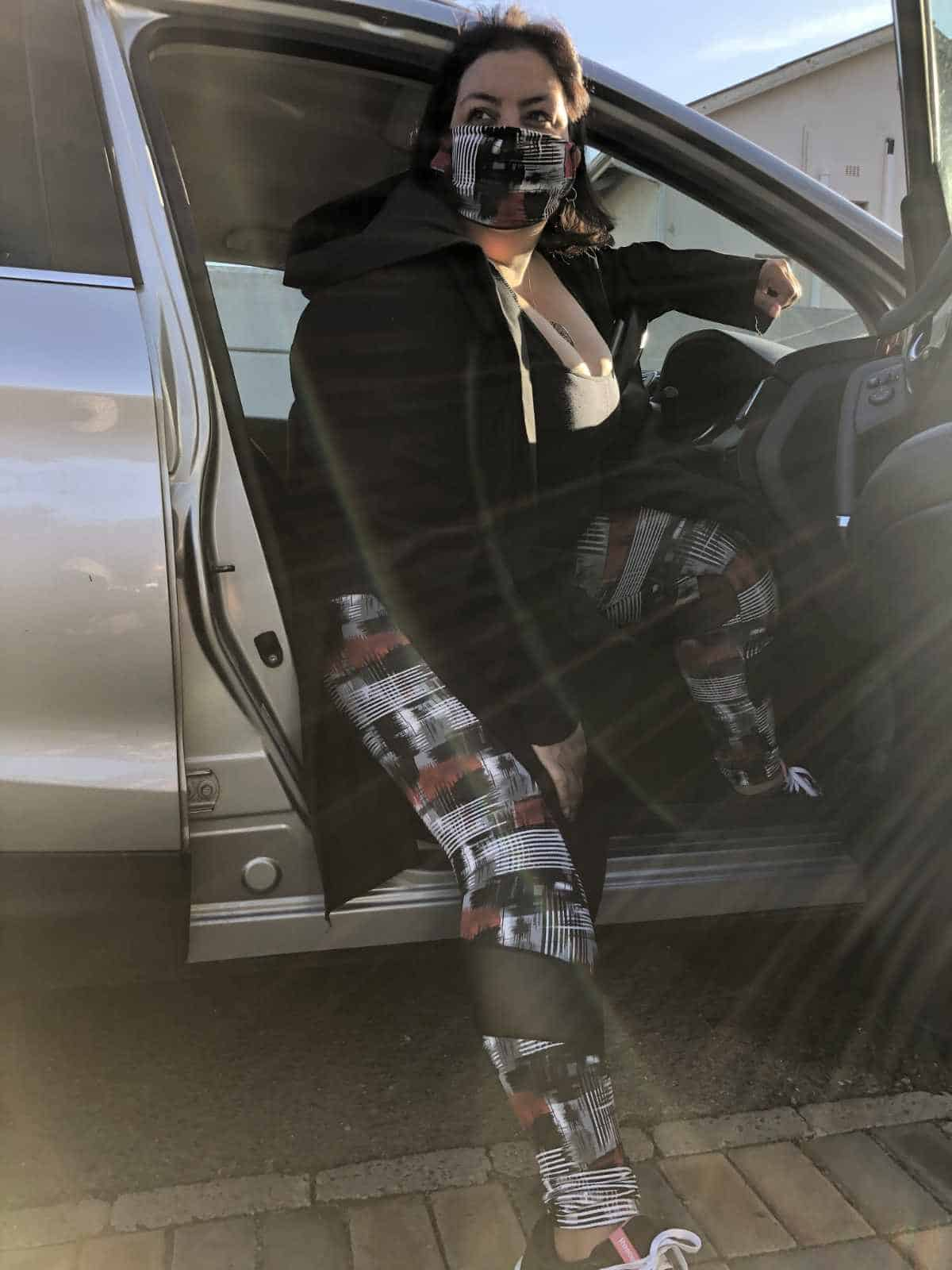 Xena Gymwear Dala Leggings